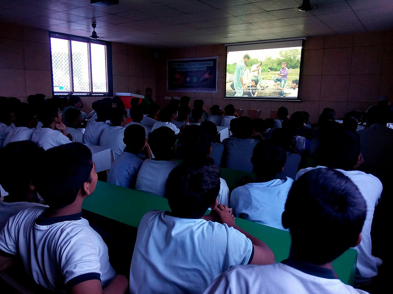 Drug Awareness Event for Students in Thane School