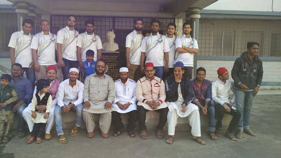 Welfare activities in various cities of India on the occassion of Mawlid